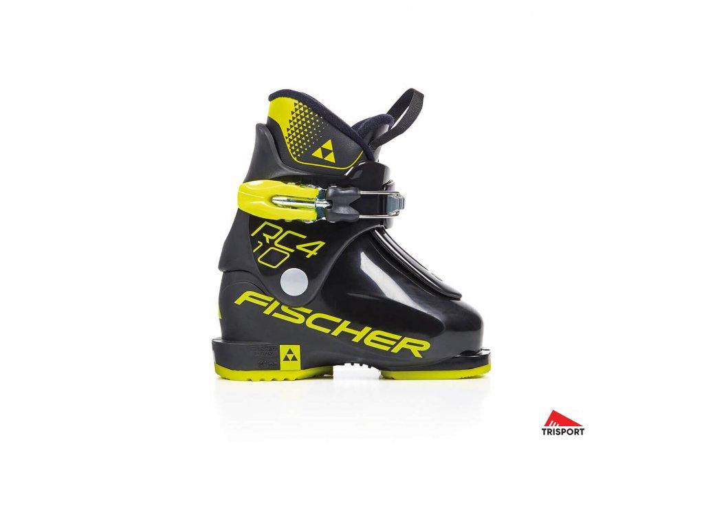 Fischer RC4 10 JR 20/21 (Velikost lyžáků 18,5)