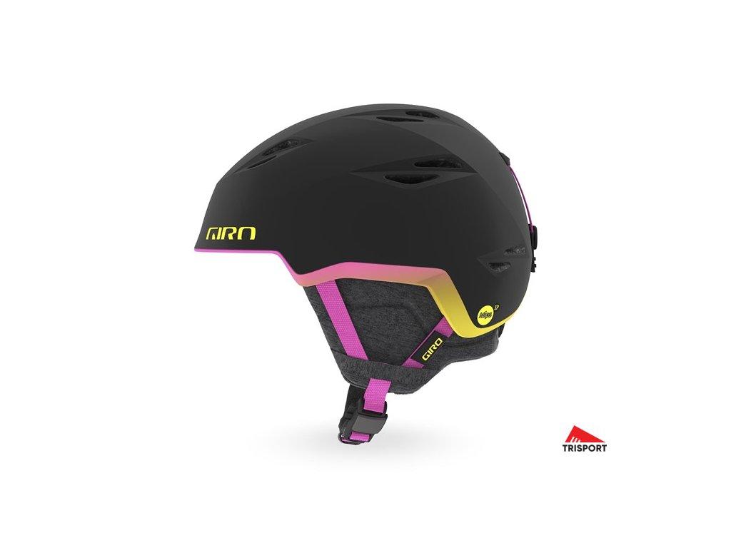 GIRO Envi MIPS Spherical (Barva Mat White, helmy ross velikost M)