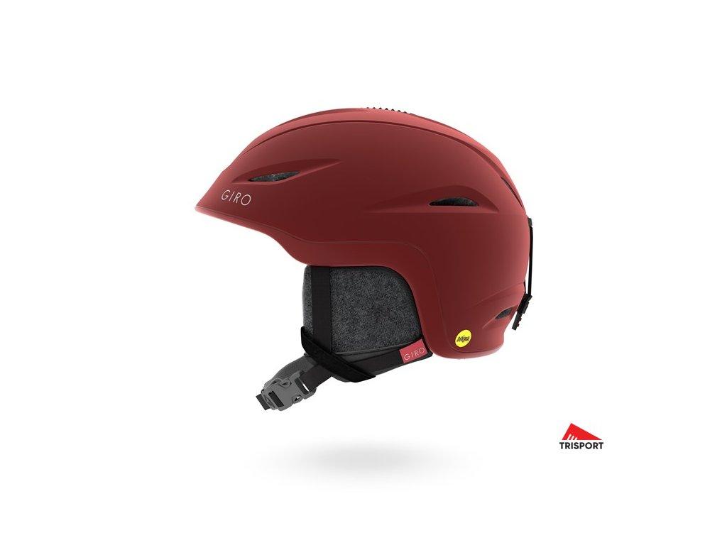 GIRO Fade MIPS (Barva Mat Titanium, helmy ross velikost M)