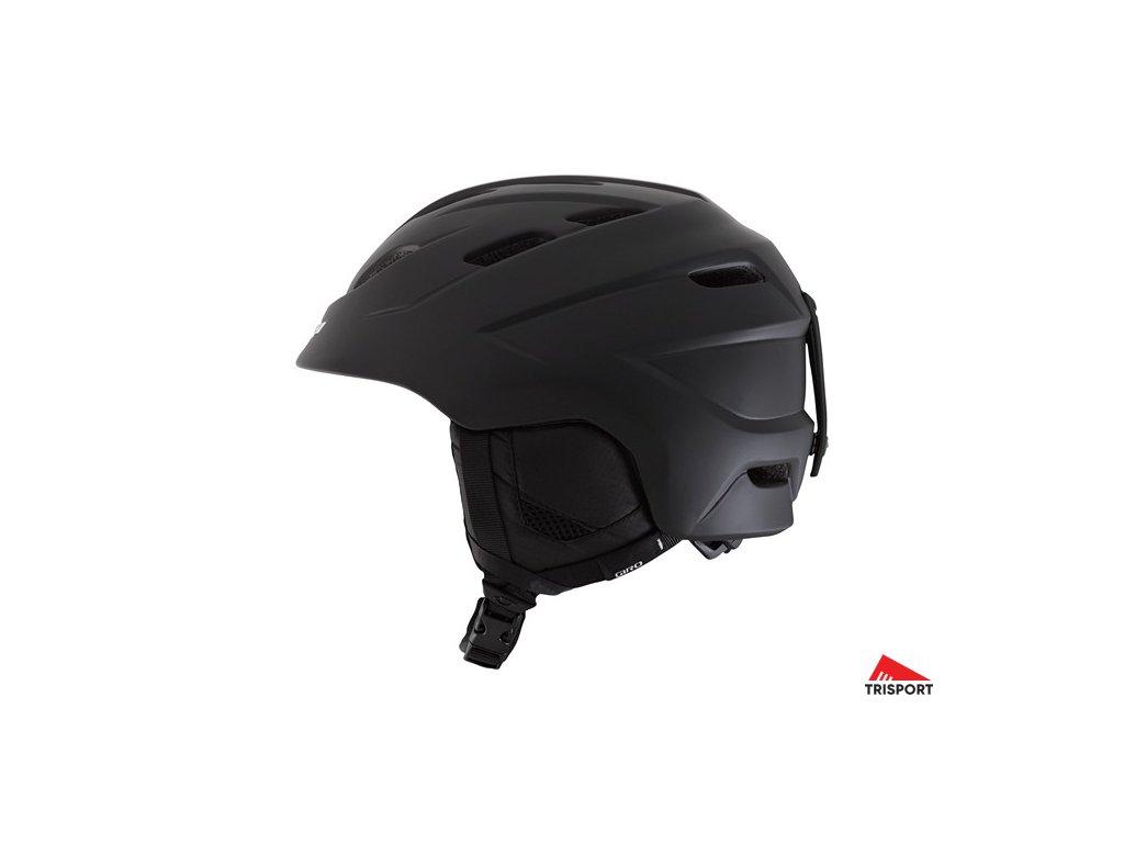 GIRO Nine.10 (Barva Mat Black, helmy ross velikost S)