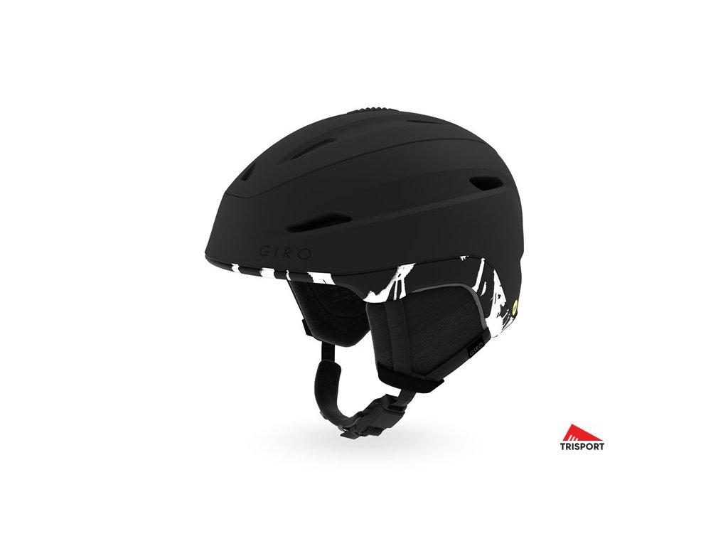 GIRO Strata MIPS (Barva Mat Graphite Sun Print, helmy ross velikost M)