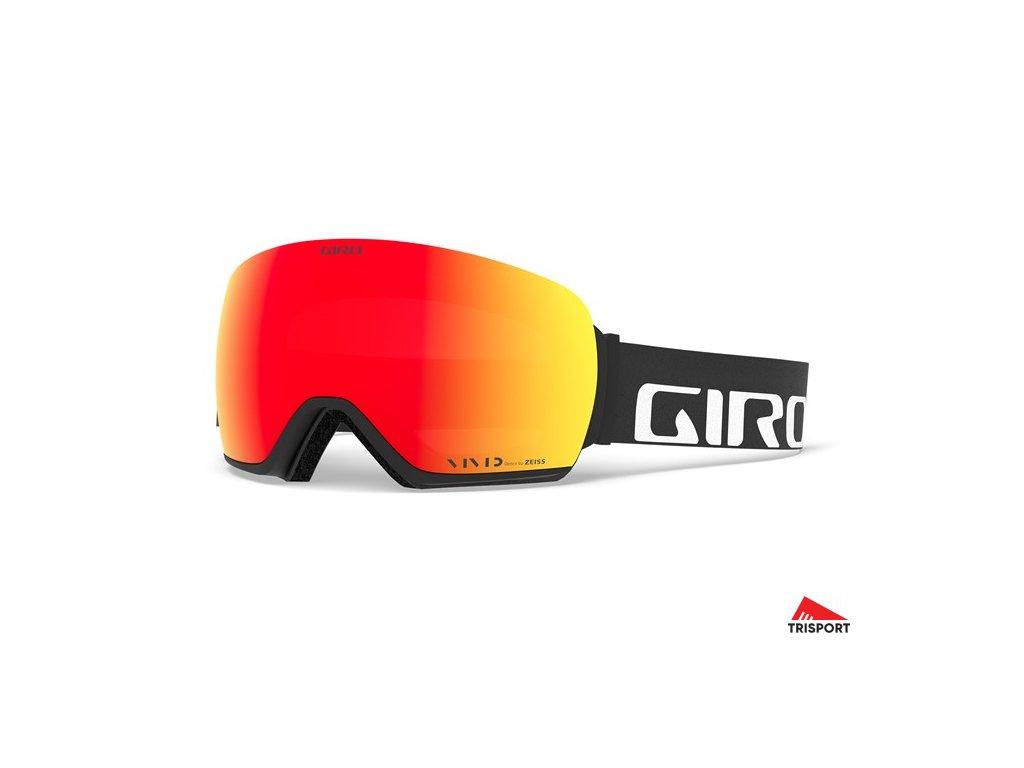 GIRO Article (Barva brýle lyžařské Black Wordmark)