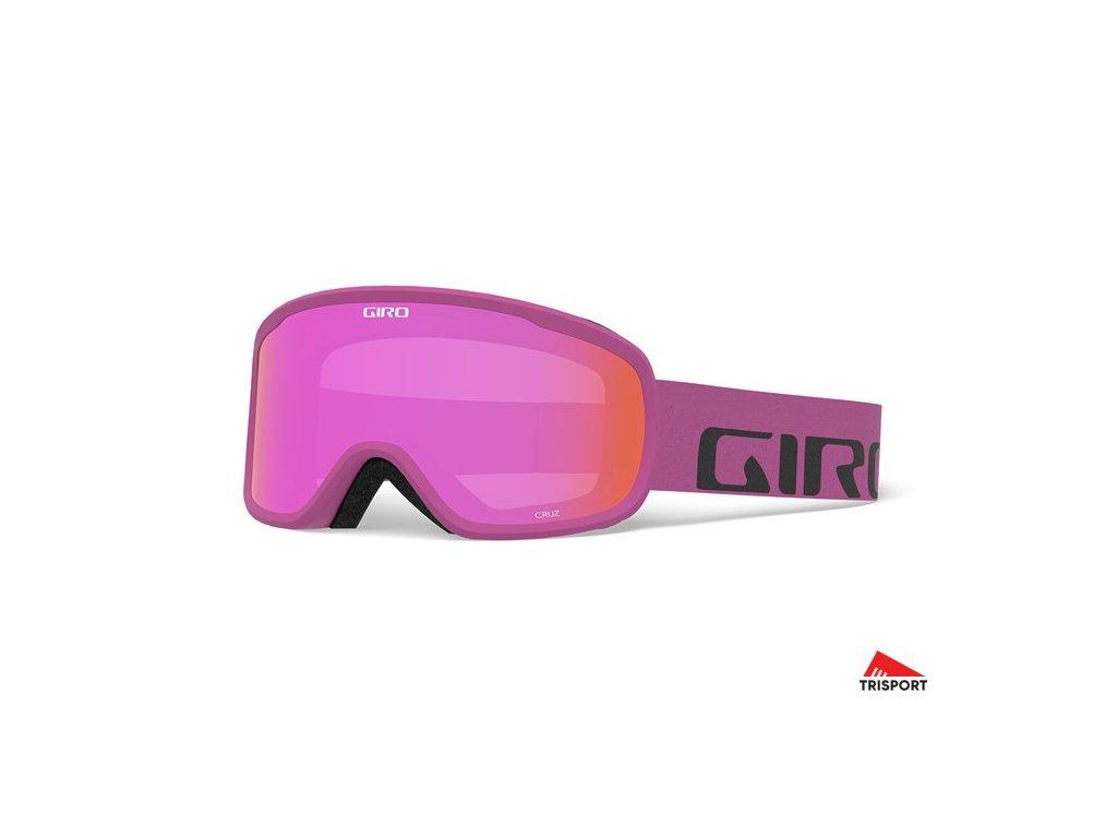 GIRO Cruz (Barva brýle lyžařské Berry Wordmark)