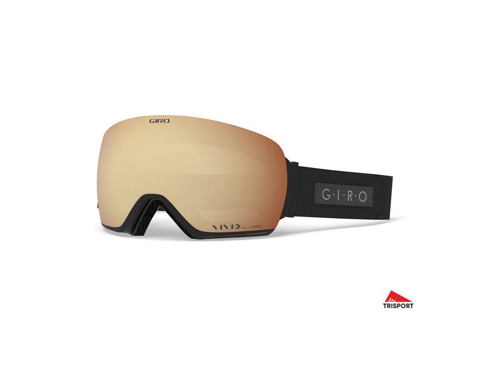 GIRO Lusi (Barva brýle lyžařské Black Velvet)