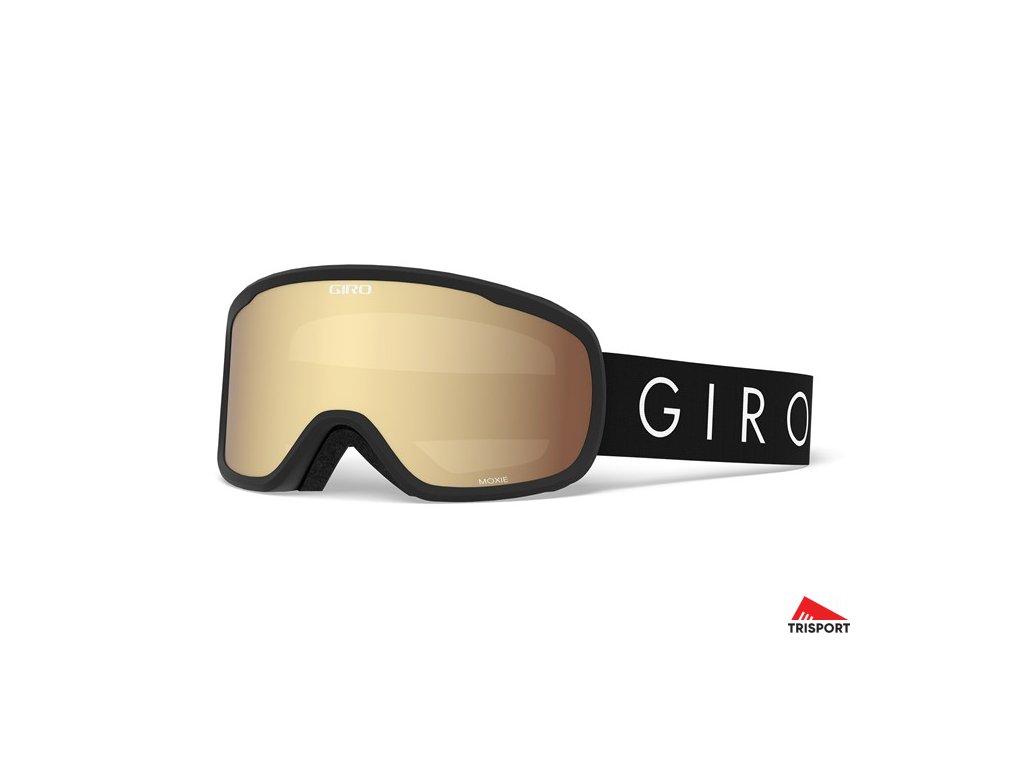 GIRO Moxie (Barva brýle lyžařské Black Core Light)