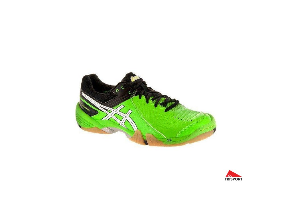 asics gel domain 3 men green side