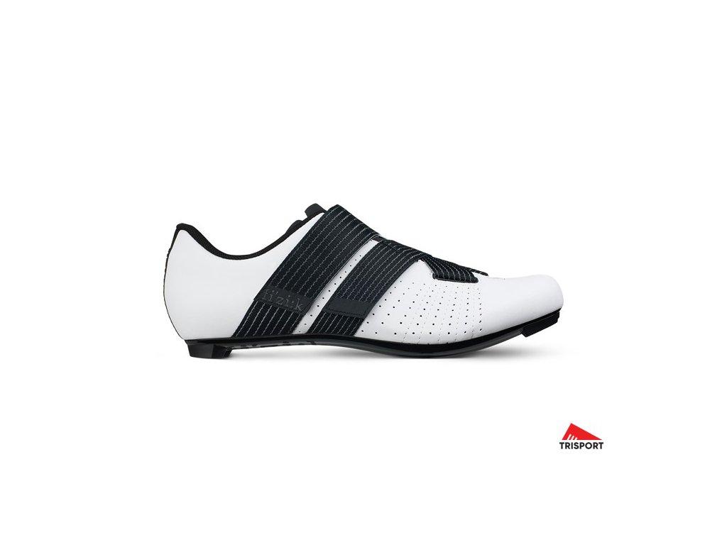 FIZIK Tempo R5 Powerstrap-white/black-47 (Barva white/black, EUR velikost bot 47)