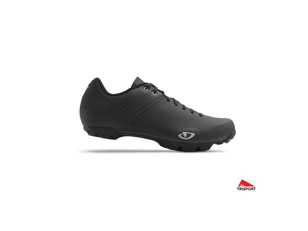 GIRO Privateer Lace Black 47 (Barva black, EUR velikost bot 47)