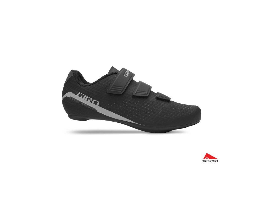 GIRO Stylus Black 47 (Barva black, EUR velikost bot 47)