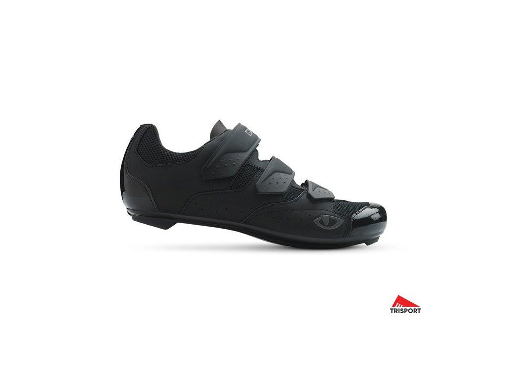 GIRO Techne Black 43 (Barva black, EUR velikost bot 43)