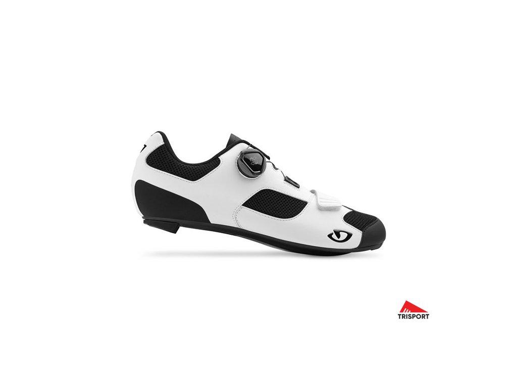 GIRO Trans Boa White/Black 44 (Barva white/black, EUR velikost bot 44)