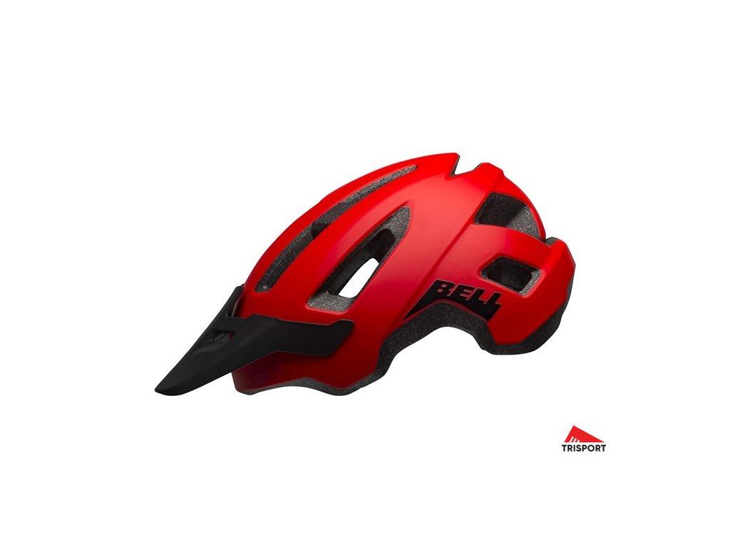 Bell NOMAD (Barva Mat Red/Black)