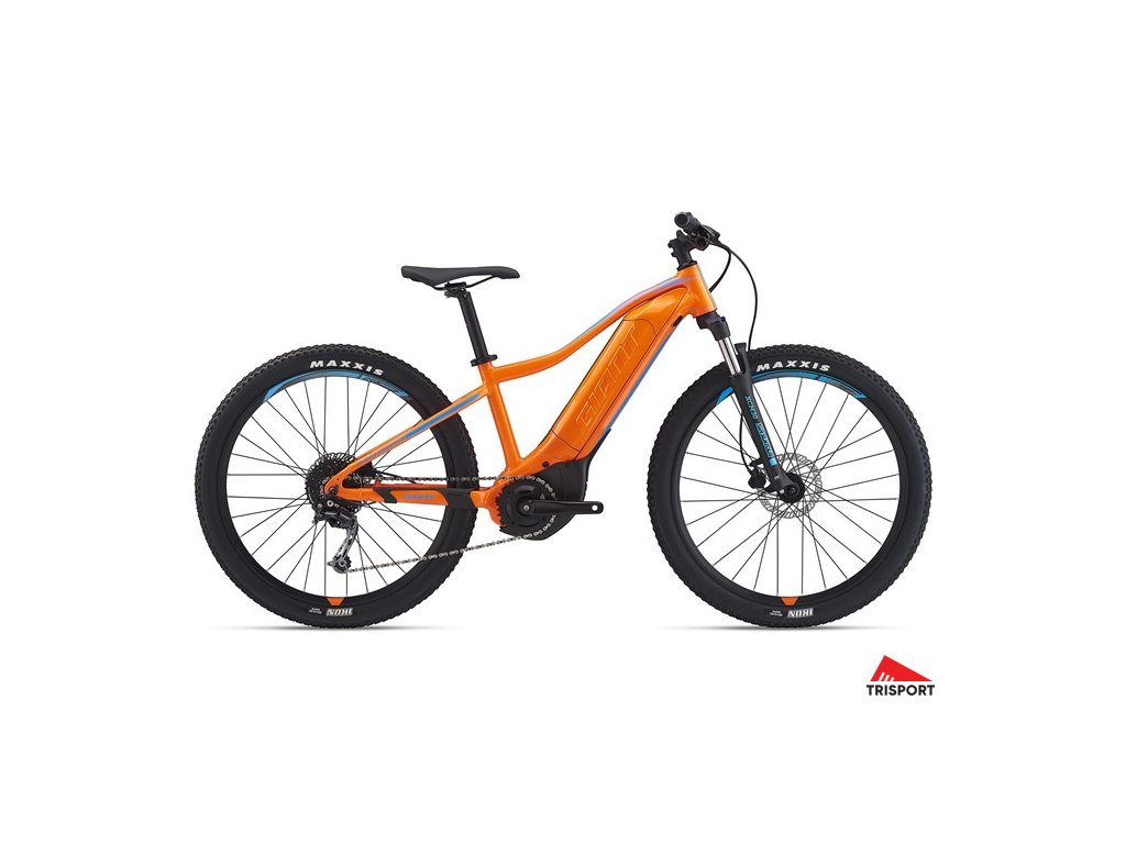 Giant FATHOM E+ JUNIOR M21 (Barva Orange)