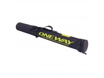 One Way SMALL 3 páry (Barva černá)