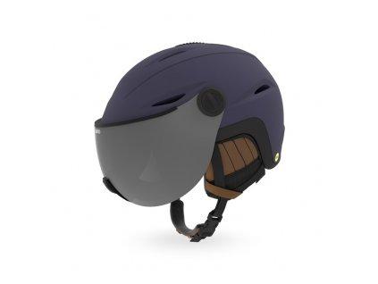GIRO Vue MIPS (Barva Mat Black, helmy ross velikost L)