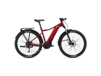 Liv TEMPT E+ EX 29ER 2021 (Barva Metallic Red, Velikost L)