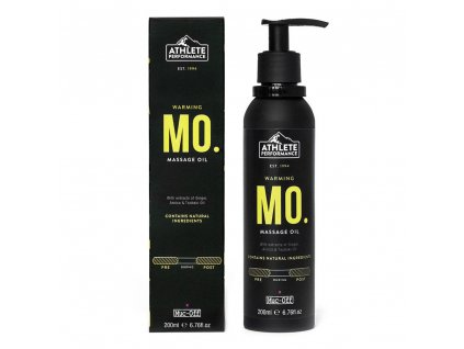 muc off athlete performance massage oil