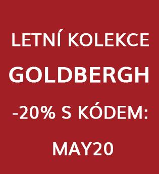 Květen GOLDBERGH akce