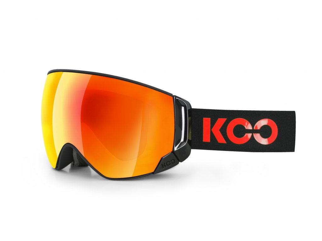 KOO ENIGMA STYLE BLACK RED