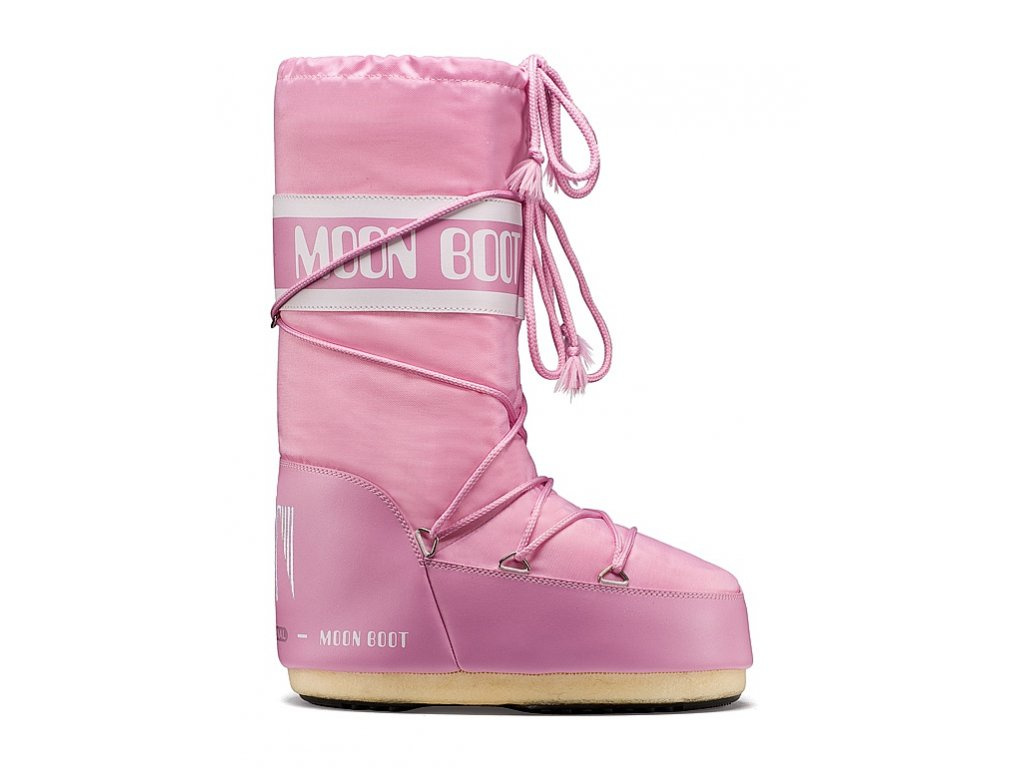 MOON BOOT PINK