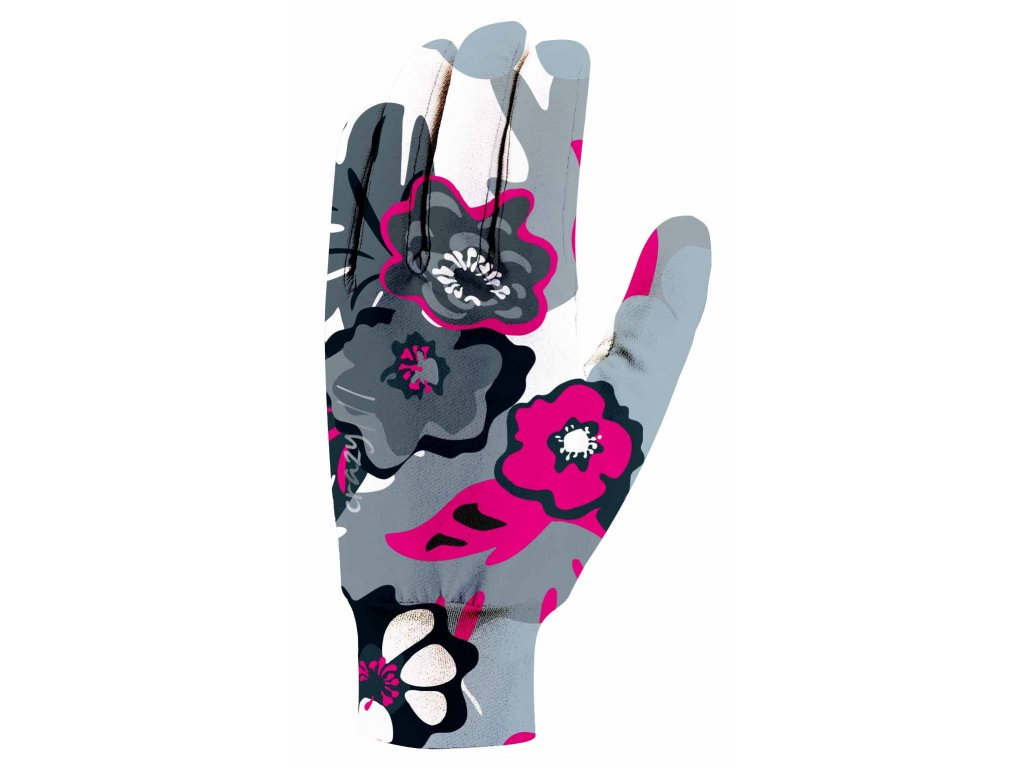 W20285002X 03 19EV GLOVES TOUCH WOMAN PINK EVERBLOOM