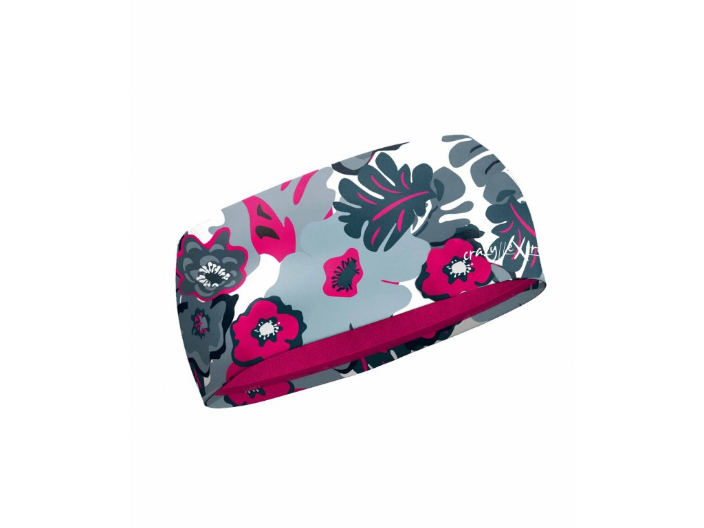 W20126002X 00 19EV BAND DOUBLE PINK EVERBLOOM