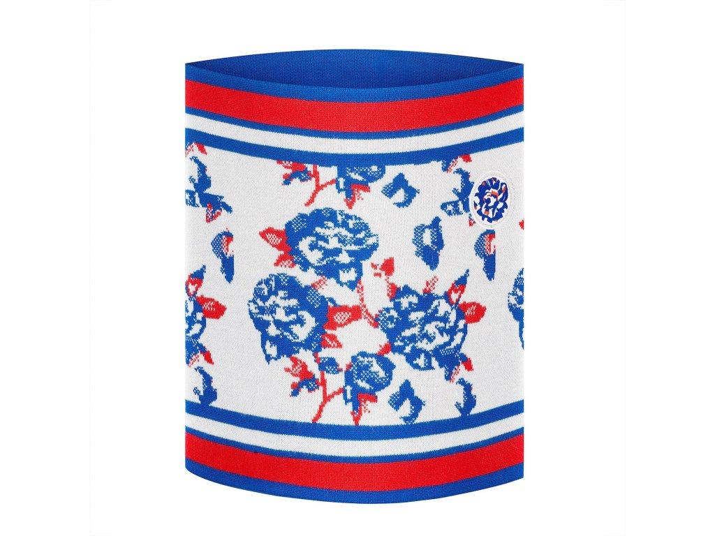 576 poivre blanc w19 6181 wmgb knit snood blue flower
