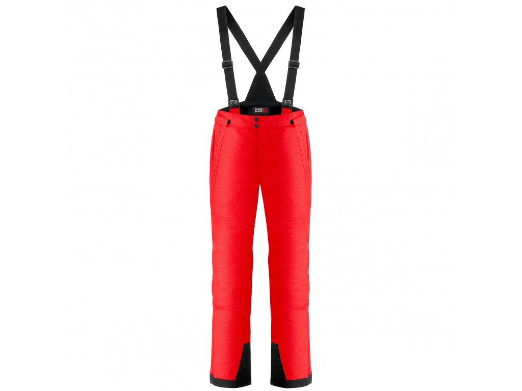 POIVRE BLANC W18-0825-MN STRETCH SKI PANTS SCARLET RED