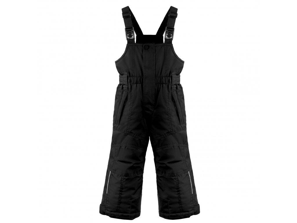 POIVRE BLANC W20-0924-BBBY SKI BIB PANTS BLACK