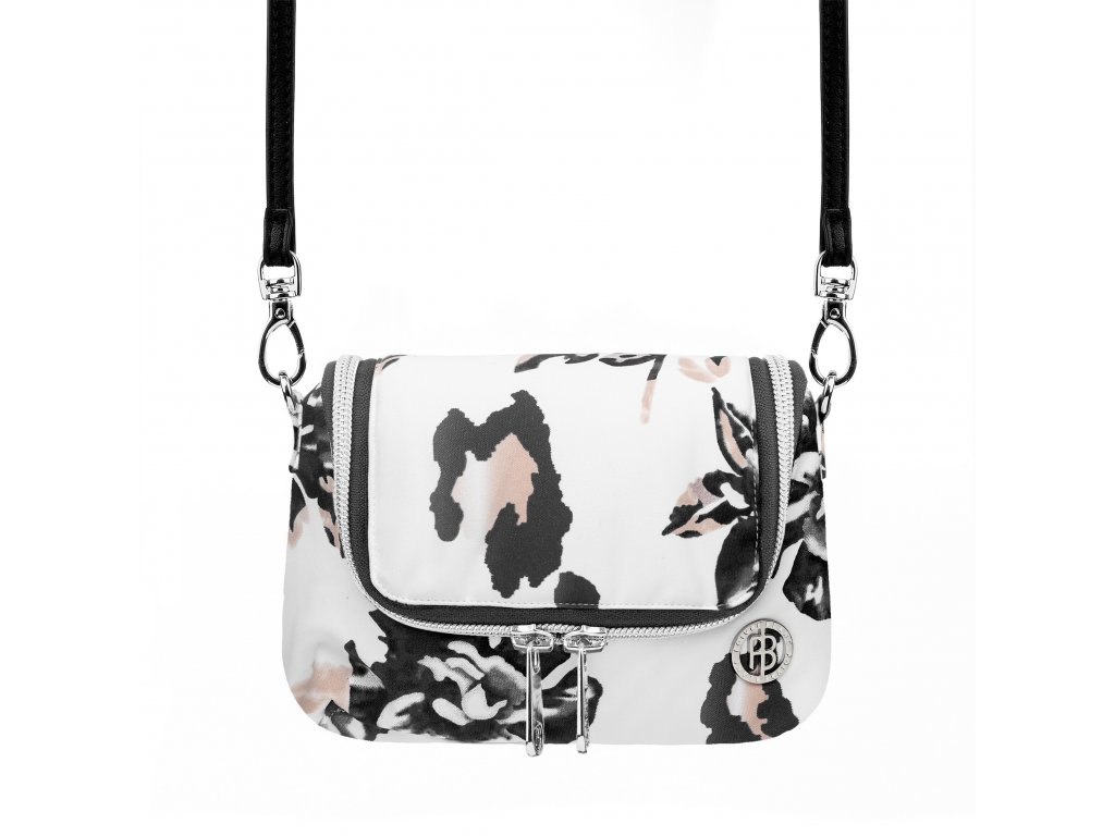 552 poivre blanc w19 9096 wo belt bag brown flower