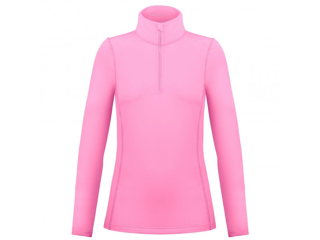 POIVRE BLANC W19-1940-WO 1ST LAYER SWEATER FEVER PINK
