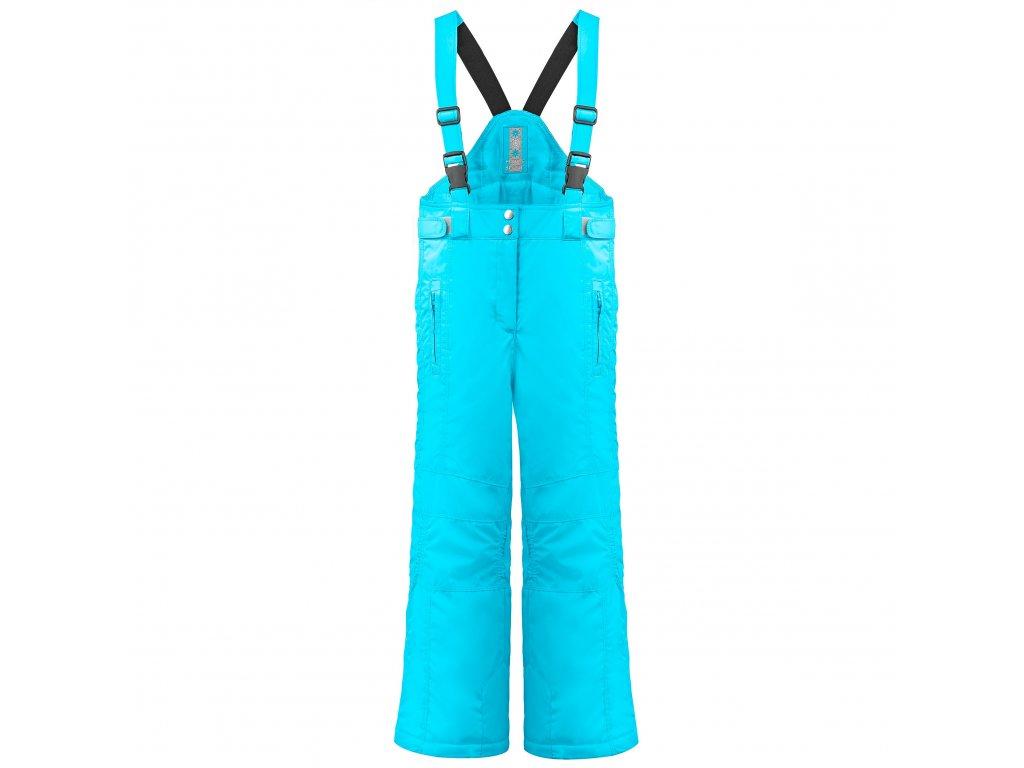 POIVRE BLANC W19-1022-JRGL SKI BIB PANTS AQUA BLUE