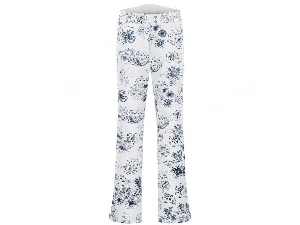 POIVRE BLANC W18-0820-WO/A STRETCH SKI PANTS SNOWY WHITE (Velikost S)