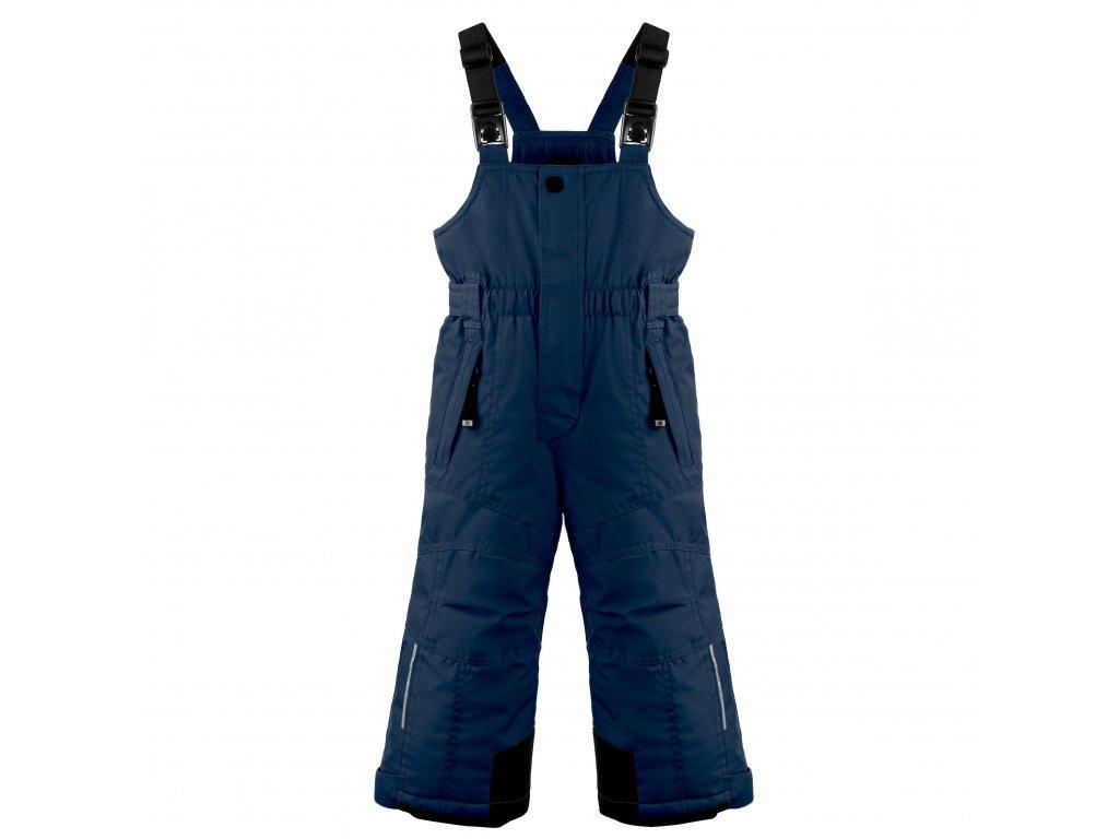 POIVRE BLANC W19-0924-BBBY SKI BIB PANTS GOTHIC BLUE