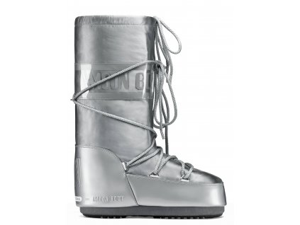 14016800002 MOON BOOT GLANCE ARGENTO