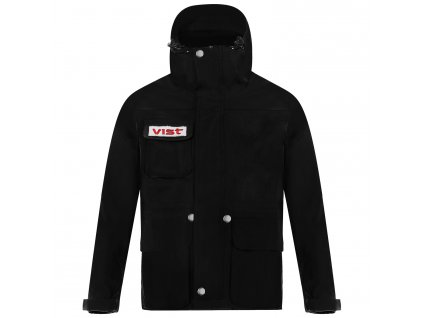 RAIN COAT JUNIOR S15J08999999 BLACK
