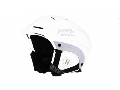 casco king white silver