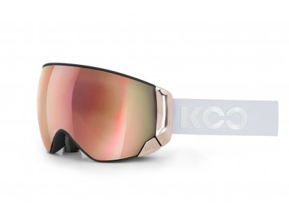 KOO ENIGMA CHROME White Pink gold