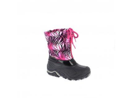 7532 Flash Jr pink schwarz