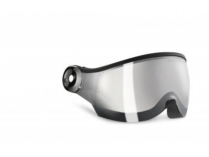 Silver mirror visor S2