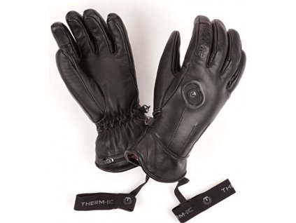 THERMIC GLOVES LEATHER
