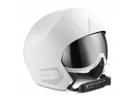 KASK STEALTH MATT AUDIO WHITE