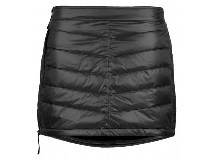 SKHOOP MINI DOWN SKIRT BLACK