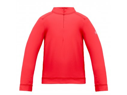 POIVRE BLANC W17-1950-BBBY 1ST LAYER JACKET SCARLET RED