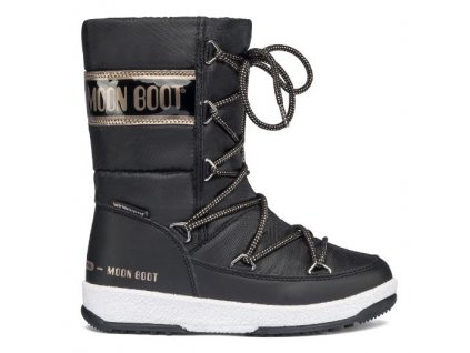 Moon boot jr girl quilted34051400005