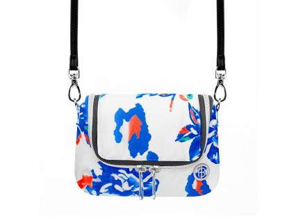 555 poivre blanc w19 9096 wo belt bag blue flower