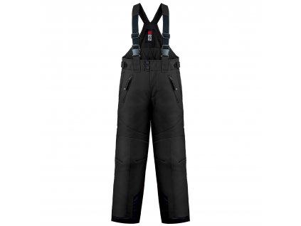 POIVRE BLANC W19-0922-JRBY SKI BIB PANTS BLACK