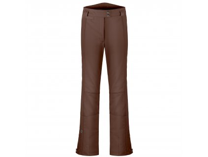 POIVRE BLANC W19-0820-WO/A STRETCH SKI PANTS COCOA BROWN (Velikost XS)
