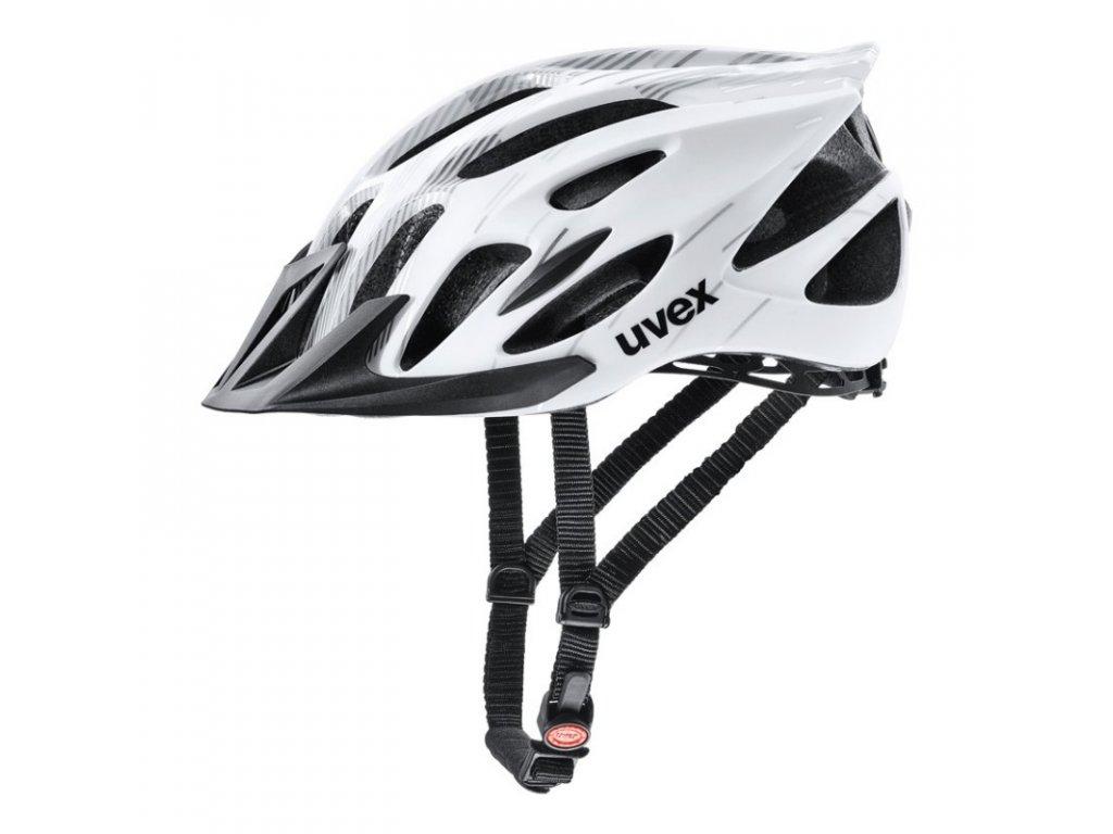 helma uvex flash white black 2021
