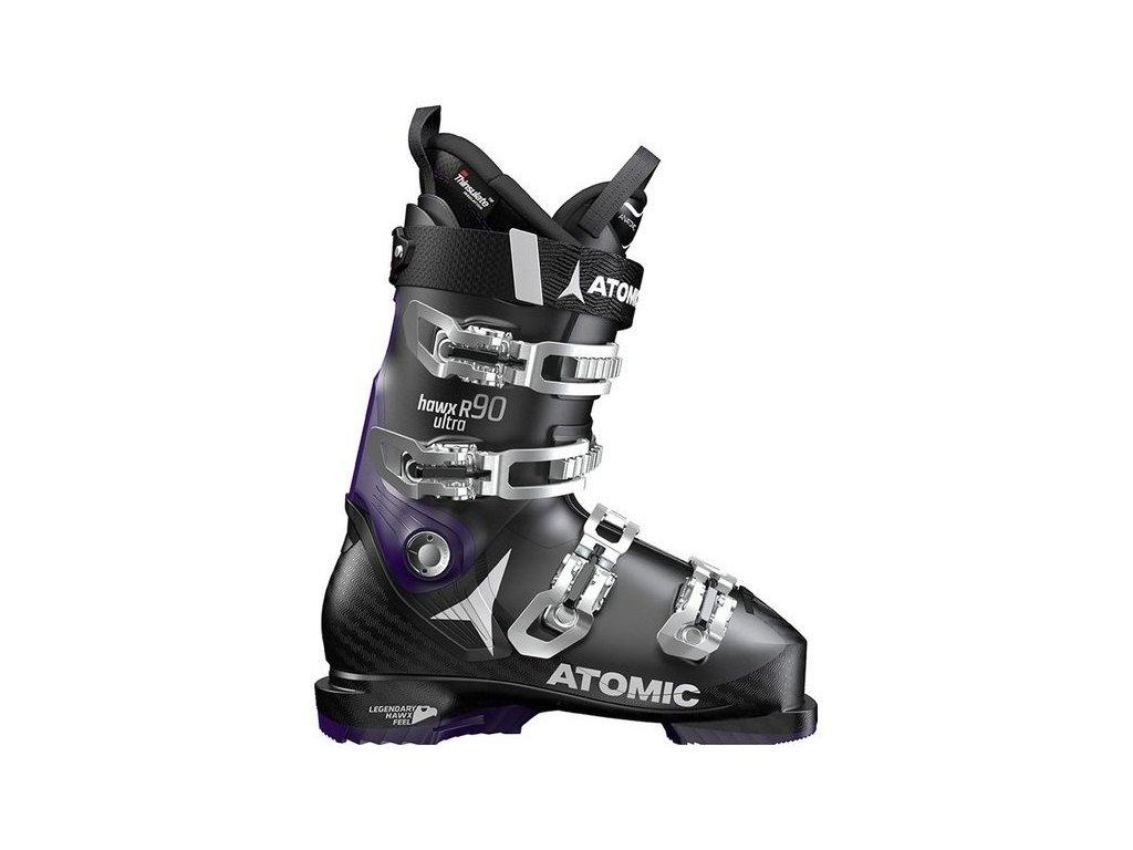 atomic hawx ultra r90 w black purple vel 230